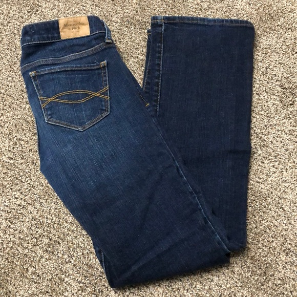 Abercrombie & Fitch Denim - Abercrombie & Fitch Bootcut Jeans
